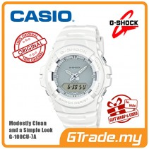 CASIO G-SHOCK G-100CU-7A Analog Digital Watch | Clean Simple Look [PRE]