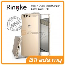 RINGKE Fusion Crystal Clear Tough Bumper Case | Huawei P10 - Clear