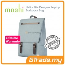 MOSHI Laptop Backpack Bag Helios Lite Blue Apple MacBook Air Pro 13'