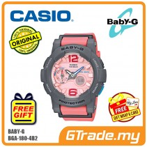 CASIO Ladies BABY-G BGA-180-4B2 Watch | G-Lide Surfing Series