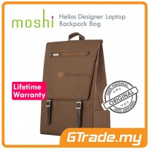 MOSHI Laptop Backpack Bag Helios Brown Apple MacBook Air Pro 13' 15'