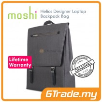 MOSHI Laptop Backpack Bag Helios Grey Apple MacBook Air Pro 13' 15'