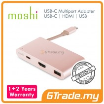 MOSHI USB-C Multiport Adapter USB-C+HDMI+USB Apple MacBook PRO 2016 RS