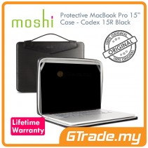 MOSHI Protective Case Memory Foam Codex 15R Apple MacBook Pro 15""