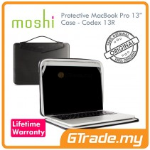 MOSHI Protective Case Memory Foam Codex 13R Apple MacBook Pro 13' BK