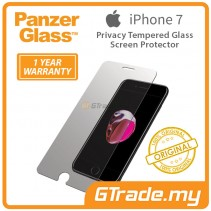 PanzerGlass Privacy Tempered Glass Screen Protector | Apple iPhone 8 7
