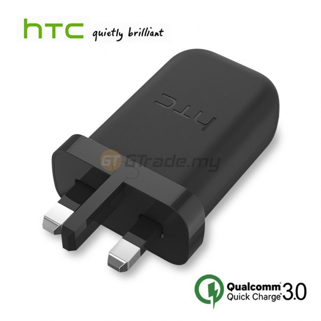 HTC Original USB Charger 3.0 Fast Charge U Ultra Play