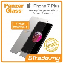 PanzerGlass Privacy Tempered Screen Protector | Apple iPhone 8 7 Plus