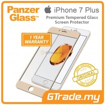 PanzerGlass Tempered Premium Screen Protector Apple iPhone 8 7 Plus GD
