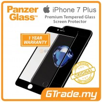 PanzerGlass Tempered Premium Screen Protector Apple iPhone 8 7 Plus JBK
