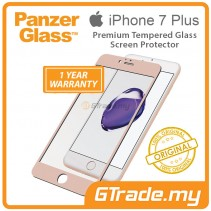 PanzerGlass Tempered Premium Screen Protector Apple iPhone 7 Plus RS