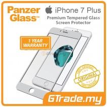PanzerGlass Tempered Premium Screen Protector Apple iPhone 8 7 Plus SV