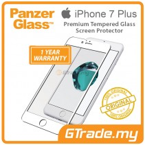 PanzerGlass Tempered Premium Screen Protector Apple iPhone 7 Plus W