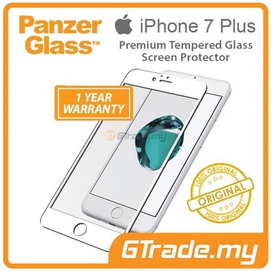 PanzerGlass Tempered Premium Screen Protector Apple iPhone 8 7 Plus W