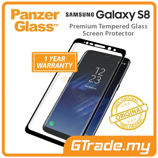 PanzerGlass Tempered Premium Screen Protector Samsung Galaxy S8