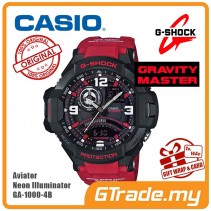 CASIO G-SHOCK GA-1000-4B Watch | GRAVITYMASTER Aviator Design