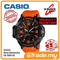 CASIO G-SHOCK GA-1000-4A Watch | GRAVITYMASTER Aviator Design