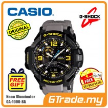 CASIO G-SHOCK GA-1000-8A Watch | GRAVITYMASTER Aviator Design