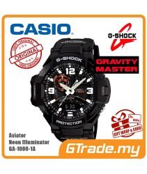 CASIO G-SHOCK GA-1000-1A Watch | GRAVITYMASTER Aviator Design