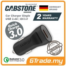 CABSTONE QC 3.0 USB Car Quick Charger