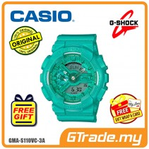 CASIO G-SHOCK GMA-S110VC-3A Digital Watch | Women Bright Vivid Color