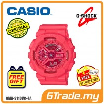 CASIO G-SHOCK GMA-S110VC-4A Digital Watch | Women Bright Vivid Color