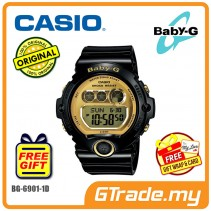 CASIO Ladies BABY-G BG-6901-1 Watch | DW-6900 Designs