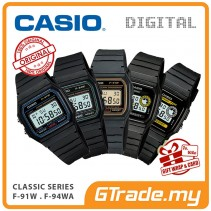 CASIO Men Kids Digital Watches Classic Vintage F-91W F-94WA