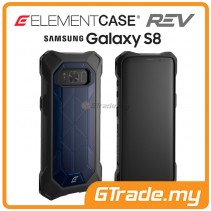 ELEMENTCASE REV Protect Tough Case Samsung Galaxy S8 Blue