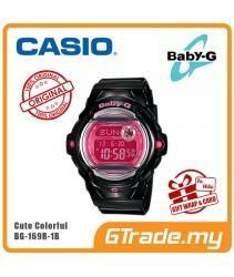 CASIO Ladies BABY-G BG-169R-1B Digital Watch Water Sport 200m Sunshine