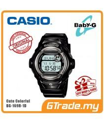 CASIO Ladies BABY-G BG-169R-1D Digital Watch Water Sport 200m Sunshine