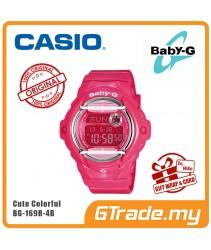CASIO Ladies BABY-G BG-169R-4B Digital Watch Water Sport 200m Sunshine