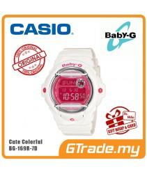 CASIO Ladies BABY-G BG-169R-7D Digital Watch Water Sport 200m Sunshine
