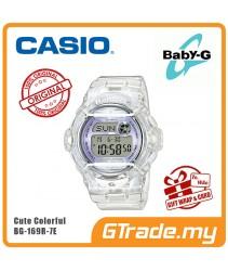 CASIO Ladies BABY-G BG-169R-7E Digital Watch Water Sport 200m Sunshine