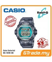 CASIO Ladies BABY-G BG-169R-8B Digital Watch Water Sport 200m Sunshine