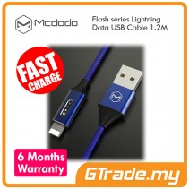 MCDODO Flash Lightning USB Cable BL | Apple iPhone 7 7S Plus 6S 6 Plus
