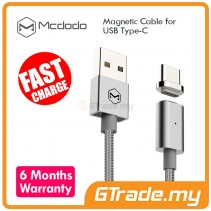 MCDODO Magnetic USB Type-C Cable SV | Samsung Galaxy Note 8 S8 S8 Plus