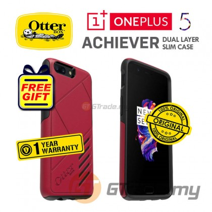 OTTERBOX Slim Protect Tough Case | OnePlus One Plus 5 Five - Fire *Free Gift