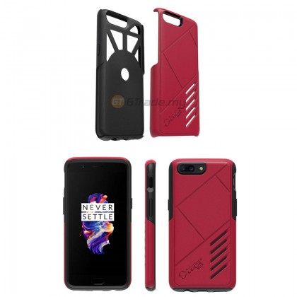 OTTERBOX Slim Protect Tough Case | OnePlus One Plus 5 Five - Black *Free Gift