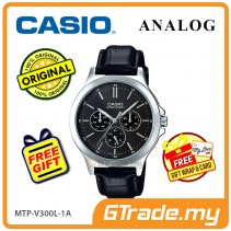 CASIO MEN MTP-V300L-1AV Analog Watch | Multi-Hand Water Resistant