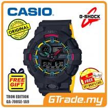 CASIO G-SHOCK GA-700SE-1A9 Digital Analog Watch | TRON Edition Neon