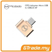 MCDODO OTG Adapter Micro USB to USB 2.0 | Samsung XiaoMi HTC