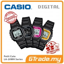 CASIO Ladies Kids Digital Watch Jam Casio Ori Gadis Kanak 2 LA-20WH