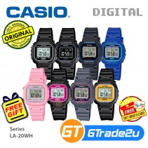 CASIO Ladies Kids Digital Watch Jam Casio Ori Gadis Kanak 2 LA-20WH
