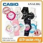 CASIO Ladies Kids Analog Watch Jam Casio Ori Gadis Kanak 2 LRW-200H