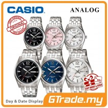 CASIO Men Women Couple Watch Jam Casio Pasangan Original MTP-LTP-1335D