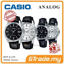 CASIO Men Women Couple Watch Jam Casio Pasangan Original MTP-LTP-V004L