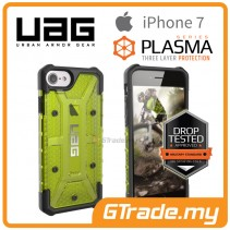 UAG Urban Armor Gear Plasma Tough Case Apple iPhone 7 6S 6 Citron
