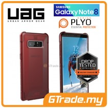 UAG Urban Armor Gear Pylo Protect Case Samsung Galaxy Note 8 Crimson