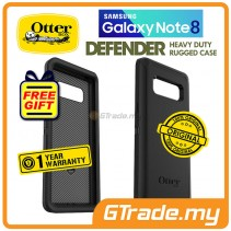 OTTERBOX Defender Belt Clip Holster Case | Samsung Galaxy Note 8 Black